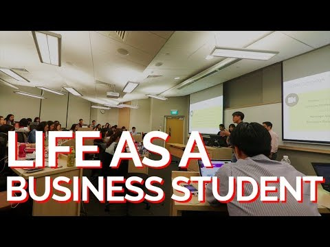 [VLOG] Life as a NUS Business Student (2019)