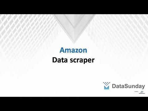 Amazon Data Scraper Price Product Sales