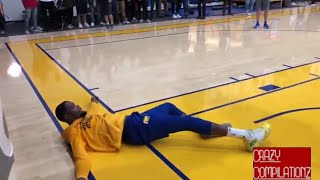 NBA Players Getting Dunked on in Practice thumbnail