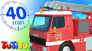 Car toy | Fire Truck | TuTiTu car for kids special