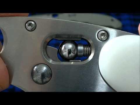 Мысли о надёжности замка Ball Bearing Lock