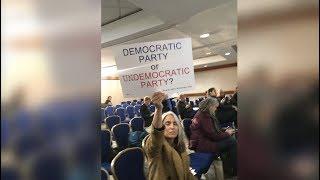 Democratic Party Elites Feel the Grassroots Heat