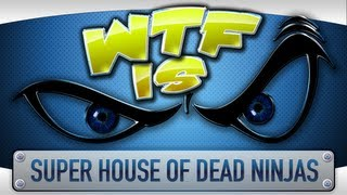 ► WTF Is... - Super House of Dead Ninjas ?