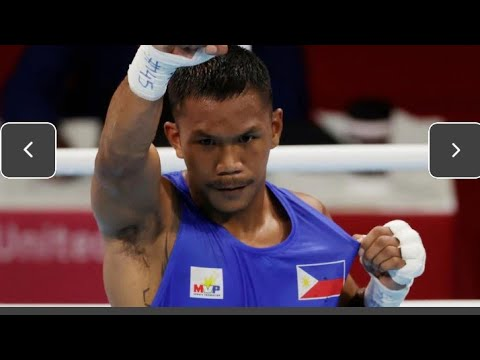 Boxing Manny Pacquaio Protege Marical Close To Winning Gold At The Olympics,By Eric Pangilinan