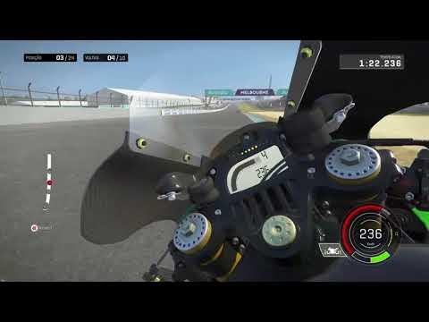 CANAL DO VINA - MotoGP 17 - Carreira de piloto - Phillip Island