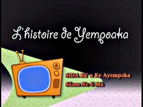 Kusaal : L'Histoire de Yempoaka - SIDA Bã' a Kʋ Ayɛmpɔka Sãam Ne õ Ma