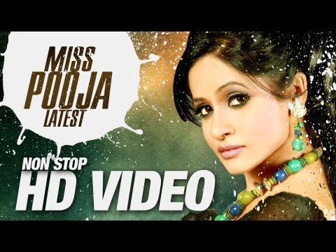 Most Popular - Miss Pooja | Nonstop Hit Beat...