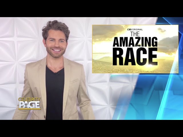 \'The Amazing Race\' Reunion! Chippendale Jaymes Vaughan Chats With Phil On Season 32 | Celebrity Page