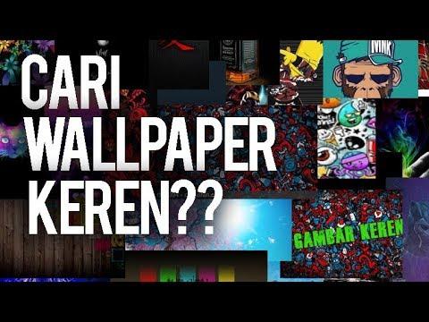 Mau Cari Wallpaper Keren Buat Hp Android Ataupun Iphone Youtube