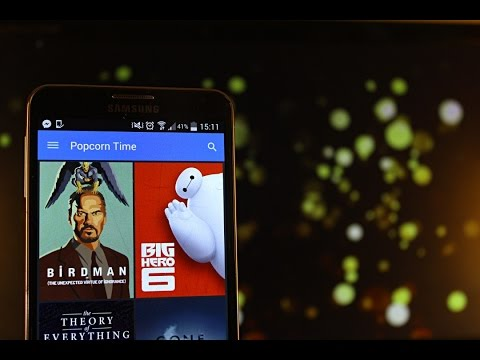 Top 3 Apps For Watching Movies or TV Shows In Your Android!