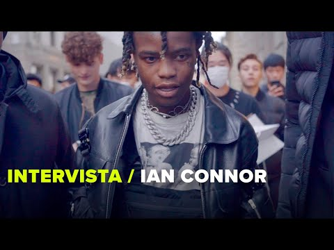 Ian Connor talks about his story and approach to the fashion world