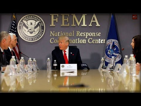 THREE CHURCHES ARE SUING FEMA FOR DISCRIMINATION IN WITHHOLDING RELIEF AID