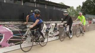 Sporting Challenge -  Cycling - Chris Evans Breakfast Show BBC Radio 2