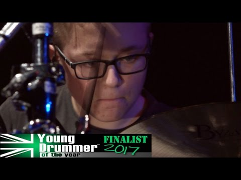 Young Drummer of The Year 2017 Finalist - Sam Heeley