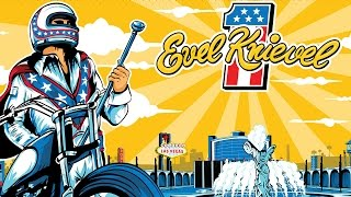 Evel Knievel (by Barnstorm Games) iPhone 5S Gameplay