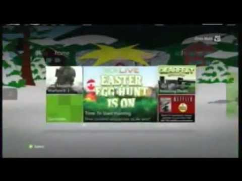 xbox live easter egg hunt answers 2012