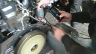 Ремонт дизельного двигателя Cummins A1400/A1700/A2300
