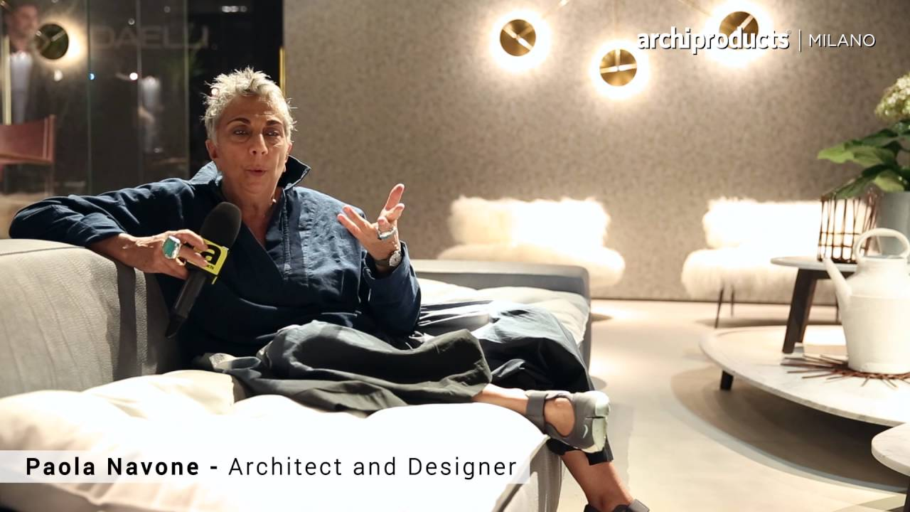 Divani In Pelle Baxter.Salone Del Mobile Milano 2016 Baxter Paola Navone Youtube