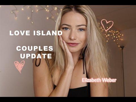 LOVE ISLAND COUPLES UPDATE // Elizabeth Weber