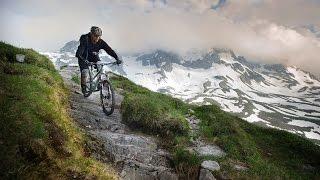 Alpine Bike 1 - MTB adventure - MTB seikkailu