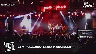 CTM Claudio Tano Marciello en el Bera Rock 2017 (27/09)