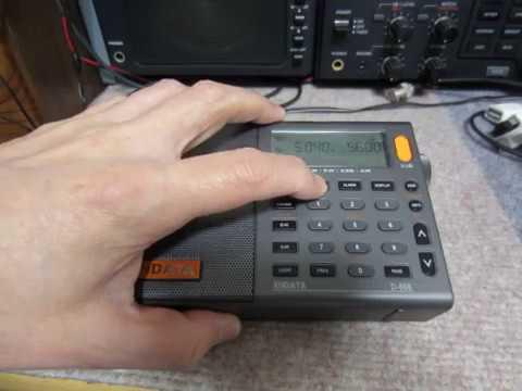 XHDATA D-808 Vs TECSUN PL-680