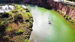 Werribee River 4k Drone Flyover  Dji Mavic Air 4k Video Uhd