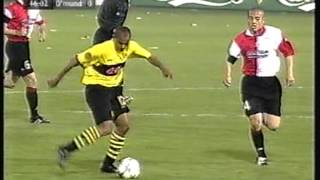2002 May 8 Feyenoord Holland 3 Borussia Dortmund Germany 2 UEFA Cup