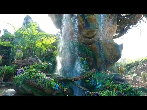 Thumbnail: First look at Disney World's Pandora -- The World of Avatar | ABC News