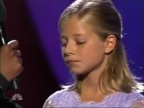 JACKIE EVANCHO 'PIE JESU' AMERICAS GOT TALENT 2010   AMAZING!