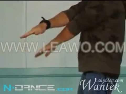 Базовые движения клубных танцев (видео онлайн