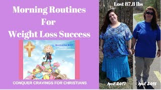 morning routines for christian weight loss success | christian weight loss programs