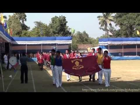 The Bishop's School, Camp, Pune 148th Inter House Athletic Meet Final 2012-2013 (Part II)