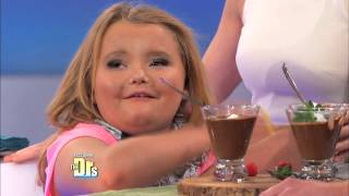 Honey Boo Boo and Mama June's Taste Test Challenge -- The Doctors