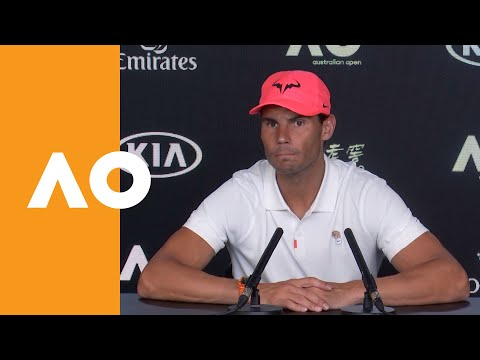"""Rafael Nadal: """"I lost against a great opponent"""" 