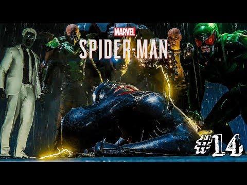 ЧЕЛОВЕК ПАУК ПРОТИВ ЗЛОВЕЩЕЙ ШЕСТЕРКИ!  ► Spider Man PS4 Прохождение #14