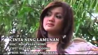 Cinta Ning Lamunan   Noor Alfathoni  Organ Tarling pantura-indramayu