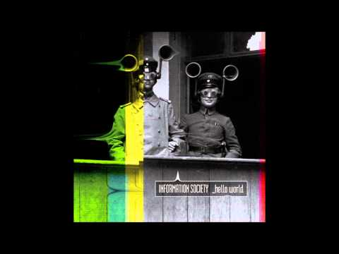 Information Society - Beautiful World (feat. Gerald Casale)