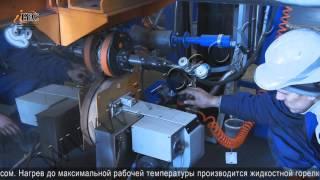 Установка Термической Деструкции (УТД-2) в эксплуатации!(Установка Термической Деструкции -- оборудование для переработки отходов нефтегазовых месторождений:..., 2014-07-18T13:37:46.000Z)