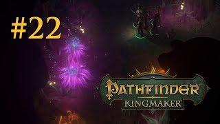 Let's Play Pathfinder: Kingmaker # 22 – Leuchtende Tiefen (Blind / Deutsch)
