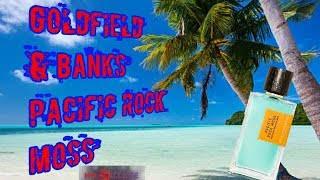 PACIFIC ROCK MOSS by  GOLDFIELD & BANKS