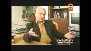 Карабахская война   Военная тайна