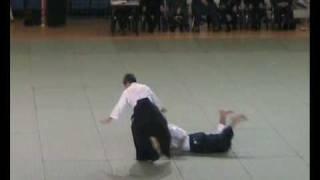 Bologna 1 Novembre 2008 Embukai di Mikiko Sugawara 6° dan uke: Ricc...