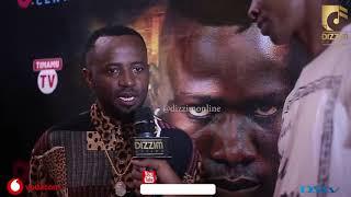 NIKK WA PILI Aipigia Salute Bongo Movie kwa Mchango wao kwenye BONGO FLEVA