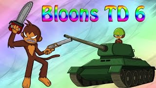 Bloons TD 6 New Towers And New Bloons Id...