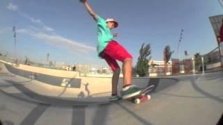 Una tarde en San Pedro en Insane Skate Shop