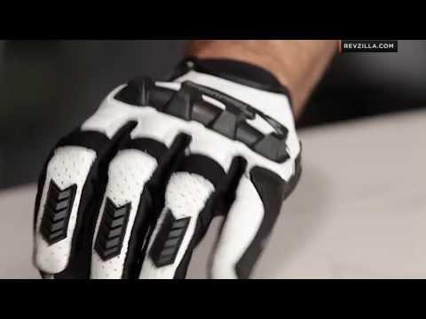 Scorpion Klaw II Men/'s Leather Street Motorcycle Glove Black