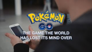 Pokemon Go: The Game That Sent The World Crazy