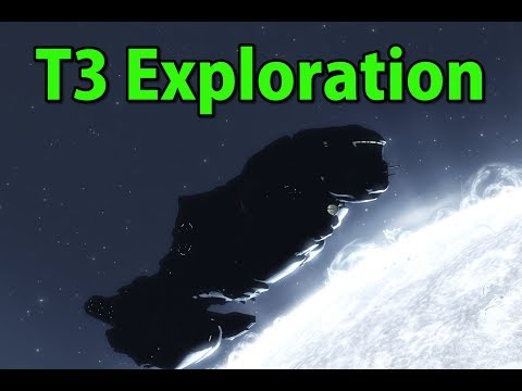 T3 Exploration - EVE Online Live Presented in 4k