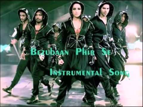 Bezubaan Phir Se Instrumental Song